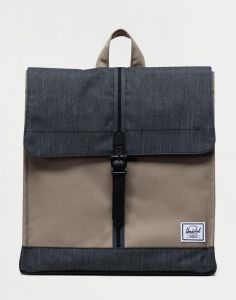 Herschel Supply City Mid-Volume Timberwolf/Black Denim 14 l