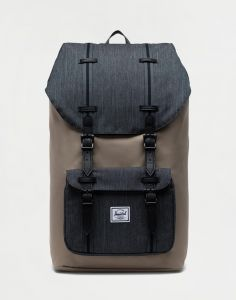 Herschel Supply Little America Timberwolf/Black Denim/Black 25 l