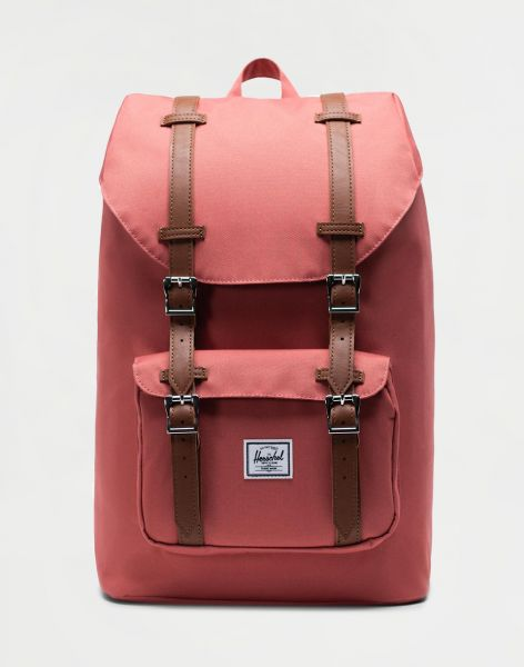 Herschel Supply Little America Mid-Volume Dusty Cedar 17 l