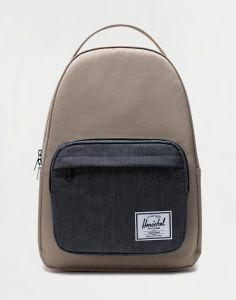 Herschel Supply Miller Timberwolf/Black Denim 32 l