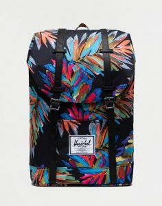 Herschel Supply Retreat Painted Palm 19,5 l