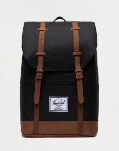 Herschel Supply Retreat Eco Black 19,5 l