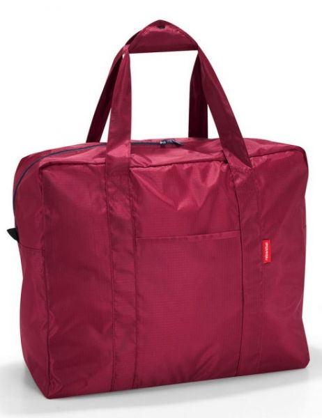 Skládací taška Reisenthel Mini Maxi Touringbag Dark ruby