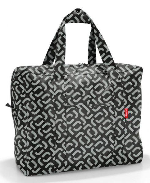 Skládací taška Reisenthel Mini Maxi Touringbag Signature black