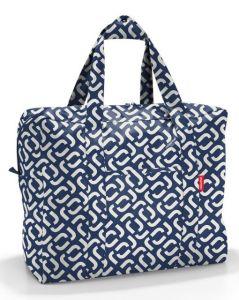 Skládací taška Reisenthel Mini Maxi Touringbag Signature navy