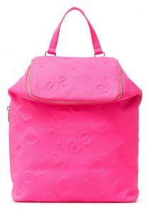 Desigual růžový batoh Back Colorama Loen