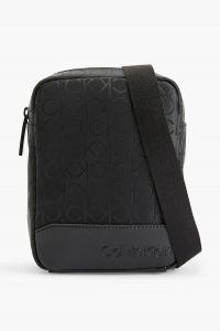 Calvin Klein černá pánská taška Conv Reporter