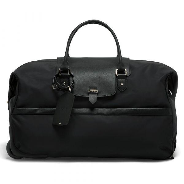 Lipault Cestovní taška na kolečkách Plume Avenue 41,6 l – černá