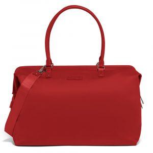 Lipault Cestovní taška Lady Plume M 30,5 l – červená