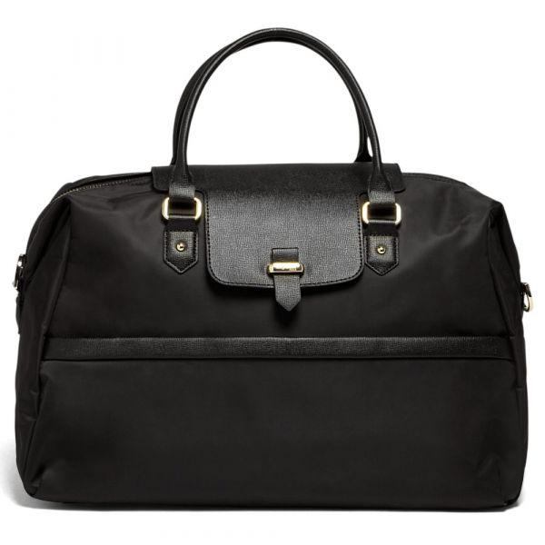 Lipault Cestovní taška Plume Avenue 29 l – černá