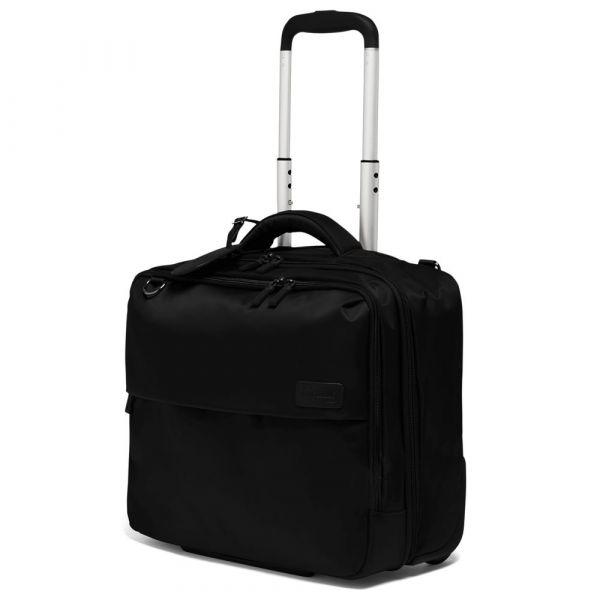 Lipault Kabinový cestovní kufr Plume Business 24 l – černá