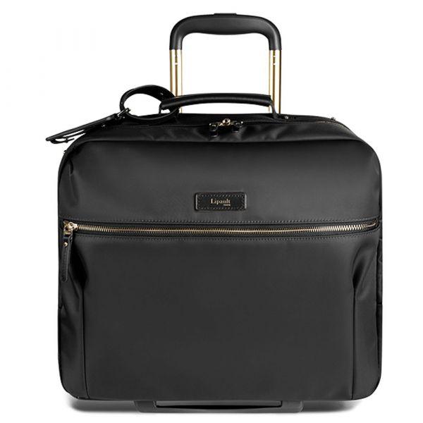 Lipault Kabinový cestovní kufr Business Avenue 18 l – černá