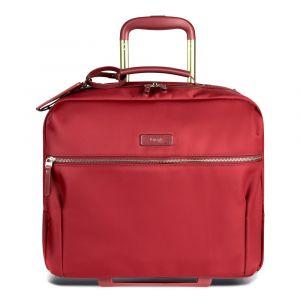 Lipault Kabinový cestovní kufr Business Avenue 18 l – červená