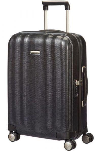 Samsonite Kabinový cestovní kufr Lite-Cube Spinner 36,5 l – černá