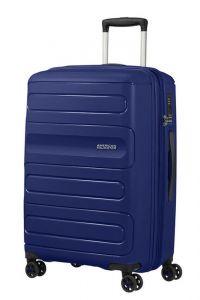 American Tourister Cestovní kufr Sunside EXP 72,5/83,5 l – tmavě modrá
