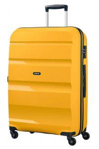 American Tourister Cestovní kufr Bon Air Spinner 91 l – žlutá