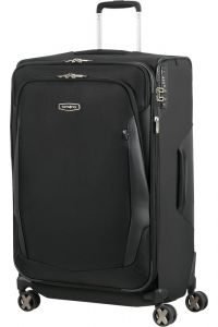 Samsonite Látkový cestovní kufr X'Blade 4.0 EXP 118/127 l – černá