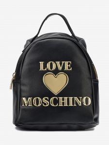 Batoh Love Moschino Černá 1006413