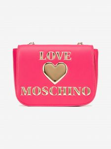 Cross body bag Love Moschino Růžová 1006725