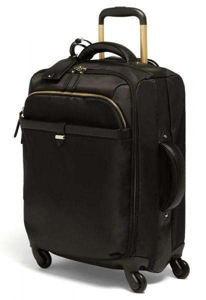 Lipault Kabinový cestovní kufr Plume Avenue 45,2 l – černá