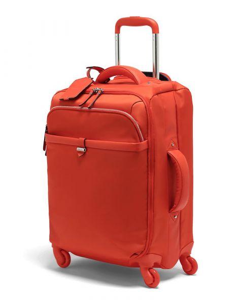 Lipault Kabinový cestovní kufr Plume Avenue 45,2 l – červená
