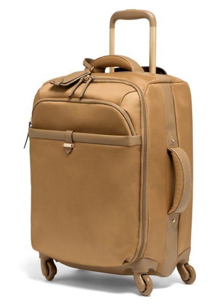 Lipault Kabinový cestovní kufr Plume Avenue 45,2 l – světle hnědá