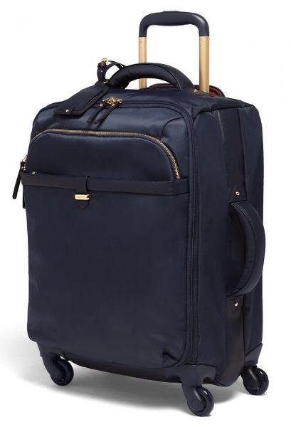 Lipault Kabinový cestovní kufr Plume Avenue 45,2 l – tmavě modrá