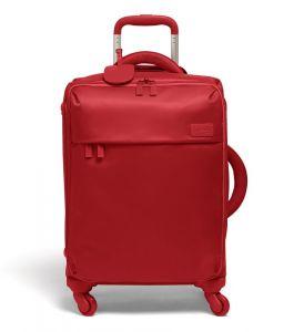 Lipault Kabinový cestovní kufr Originale Plume 41,5 l – červená