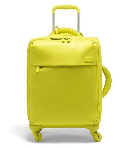 Lipault Kabinový cestovní kufr Originale Plume 41,5 l – žlutá