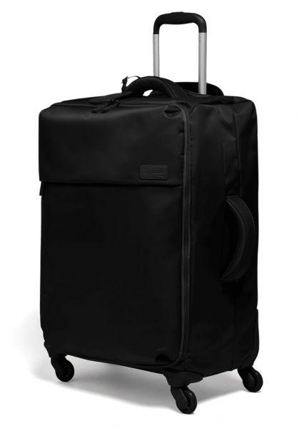 Lipault Látkový cestovní kufr Originale Plume 71,5 l – černá