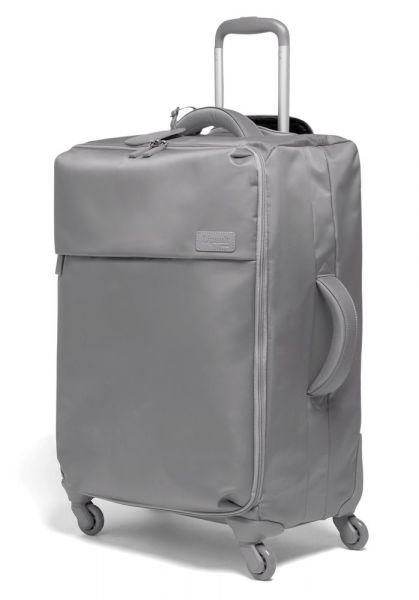 Lipault Látkový cestovní kufr Originale Plume 71,5 l – šedá