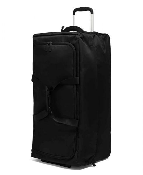 Lipault Cestovní taška na kolečkách Pliable 132 l – černá