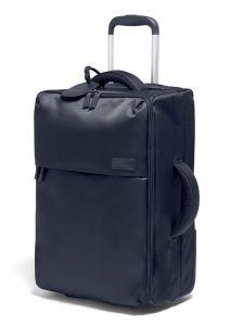 Lipault Kabinový cestovní kufr Pliable 39 l – tmavě modrá