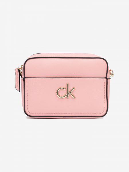 Cross body bag Calvin Klein Růžová 1009029