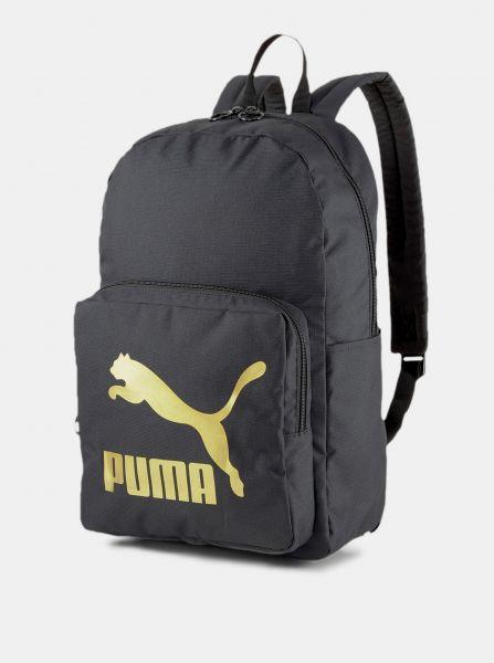Černý batoh Puma Originals Urban