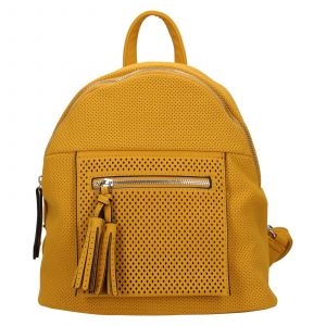 Dámský batoh Suri Frey Ailea – žlutá