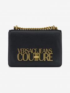 Cross body bag Versace Jeans Couture Černá 1009107