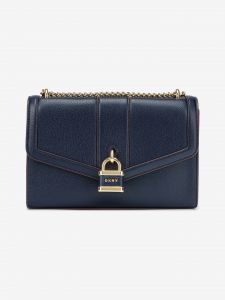 Ella Cross body bag DKNY Modrá 1009245