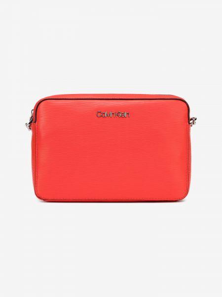 Camera Cross body bag Calvin Klein Červená 1009112