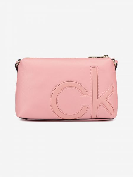 Cross body bag Calvin Klein Růžová 1009113