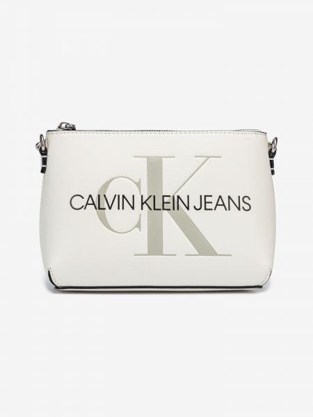 Camera Pouch Cross body bag Calvin Klein Bílá 1009328