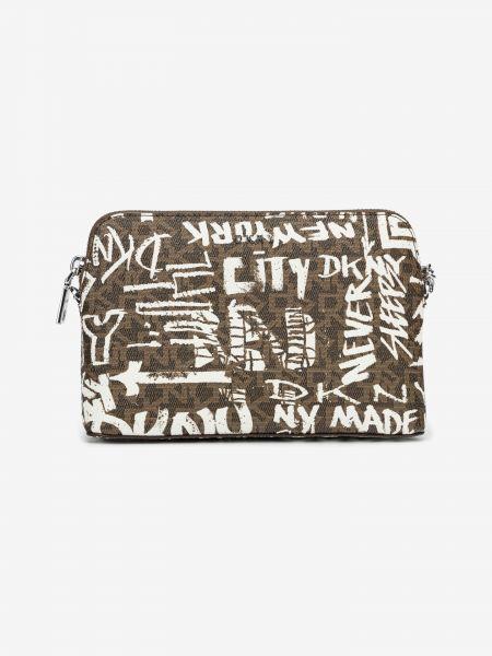 Bryant Cross body bag DKNY Hnědá 1009425