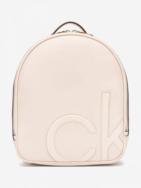 Batoh Calvin Klein Béžová 1009429