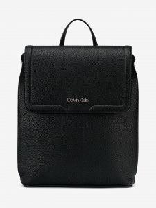 Flap Batoh Calvin Klein Černá 1010261