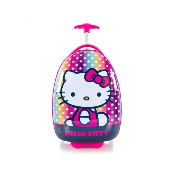 Heys Dětský cestovní kufr Hello Kitty 13 l