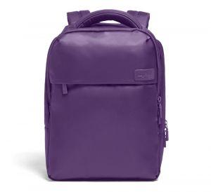 """Lipault Batoh na notebook Plume Business M 15"""" – fialová"""