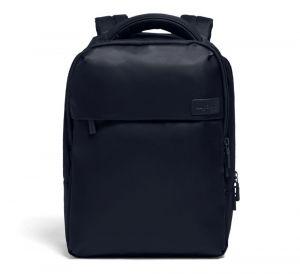 "Lipault Batoh na notebook Plume Business M 15"" – tmavě modrá"