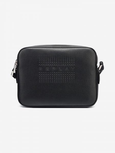 Cross body bag Replay Černá 1011593