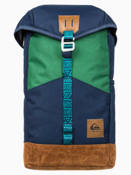 Quiksilver GLENWOOD NAVY BLAZER batoh do školy – modrá