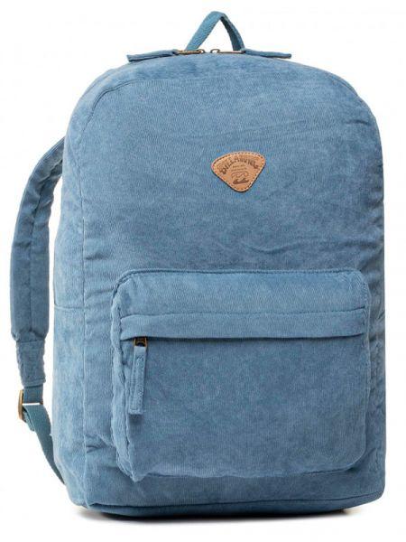 Billabong SCHOOLS OUT CORD DEJA BLUE batoh do školy – modrá